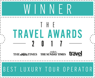 Best luxury tour operator 2017