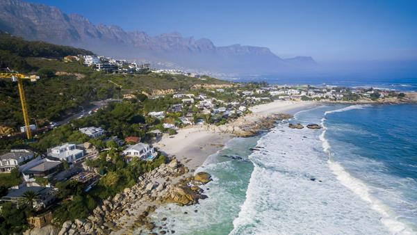 discover where's cool in Cape Town seaside