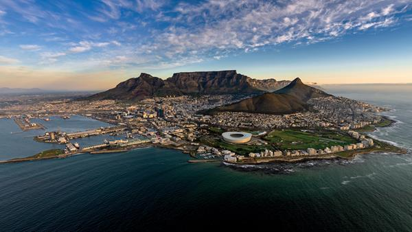 discover where's cool in Cape Town