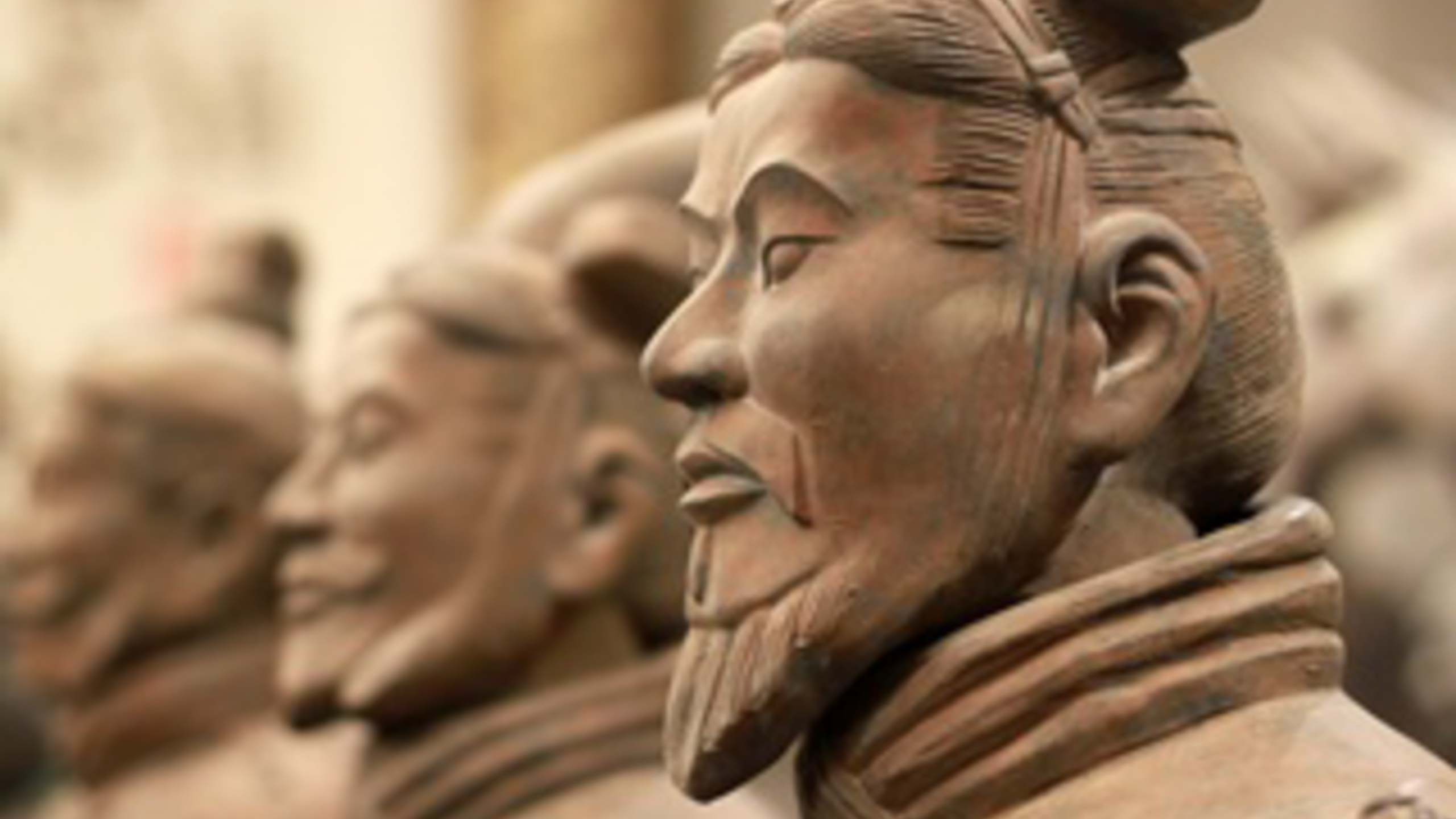 Xian Terracotta Warrior with A&K