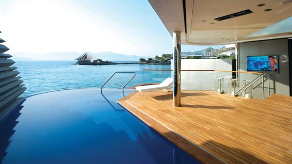 The best places to go on holiday in Europe in October - Elounda Beach Hotel & Villas, Crete