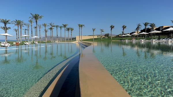 The best places to go on holiday in Europe in October - Verdura Resort, Sicily
