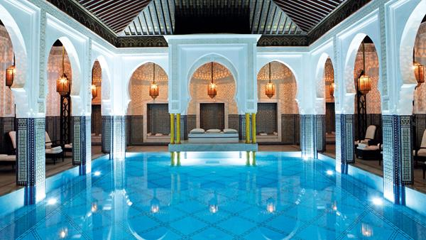 The best places to go on holiday in Europe in October - La Mamounia, Marrakech