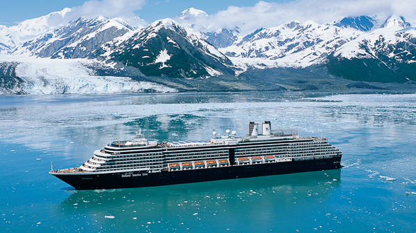 Oosterdam by Holland America