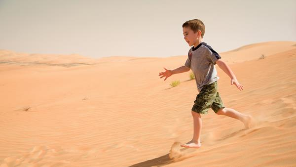 Travelogue: adventures for the whole family in Oman