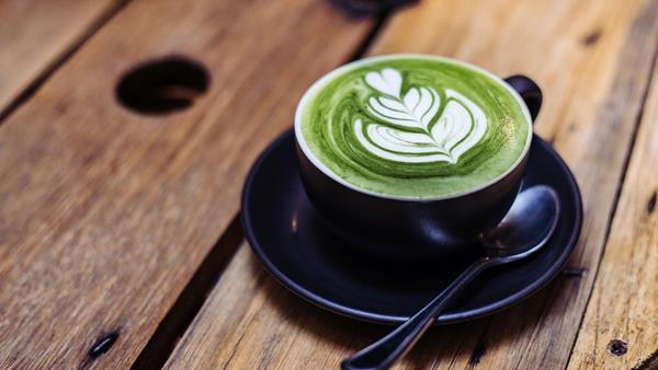 Santa Monica - Brunch - Matcha Green Latte