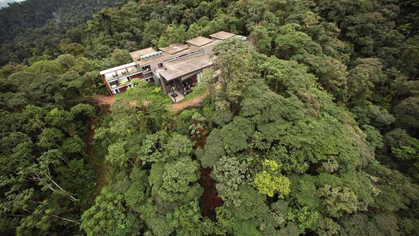 Latam Wilderness Cloud Forest