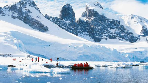 Antarctica with A&K