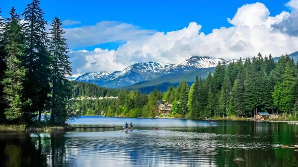 Five of the best places to experience British Columbia's great outdoors with A&K