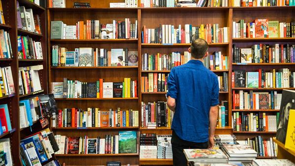 48 hours in Melbourne, A&K, Carlton Bookshop