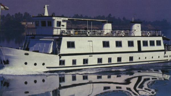 The first sun boat