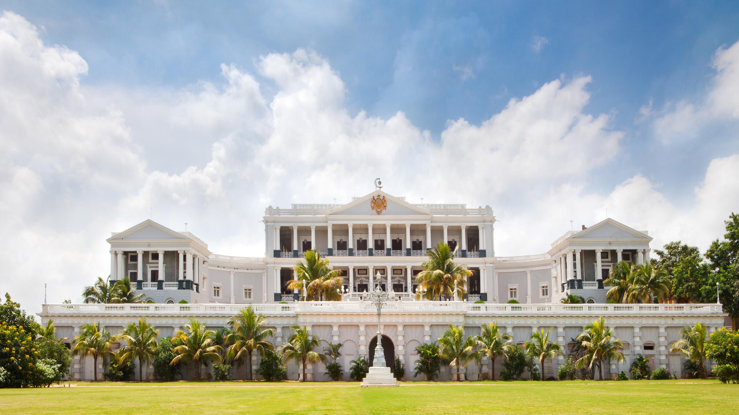 Taj Falaknuma Palace, Luxury travel with A&K