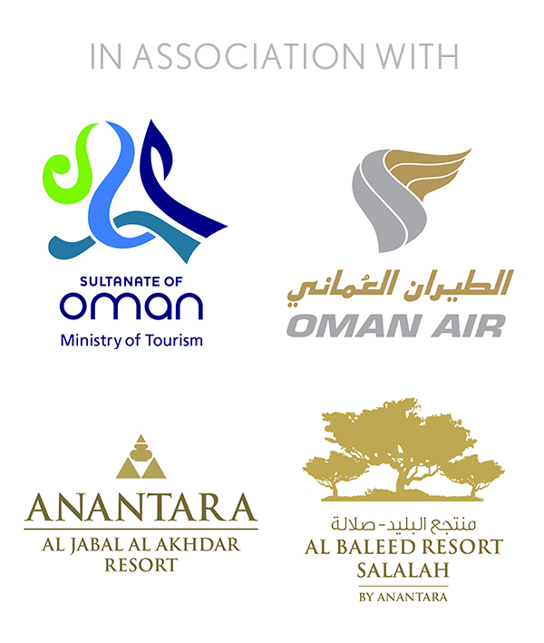 In association with - Win a family trip to Oman