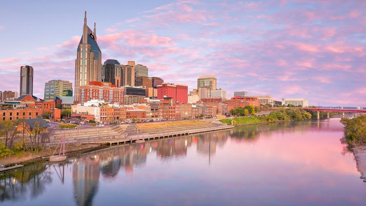 Nashville, Deep South, USA