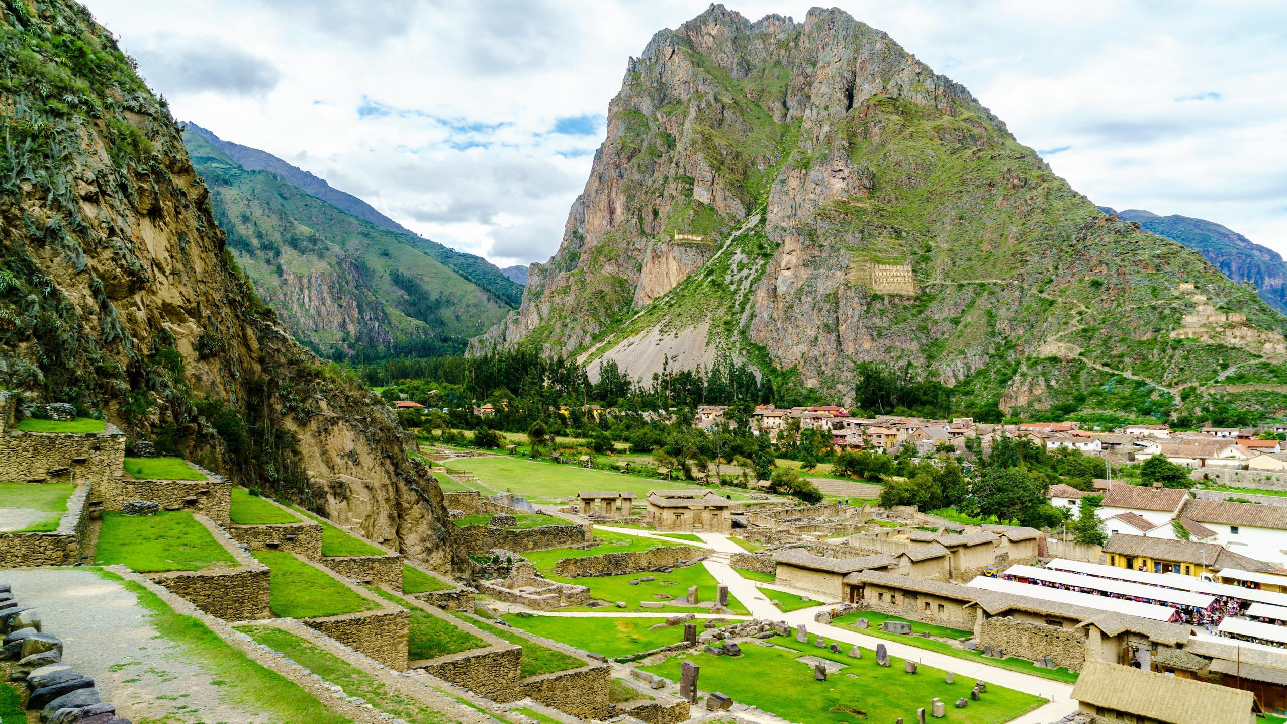 Escorted Tour to Peru