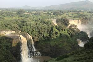 Blue Nile Falls, Lake Tana