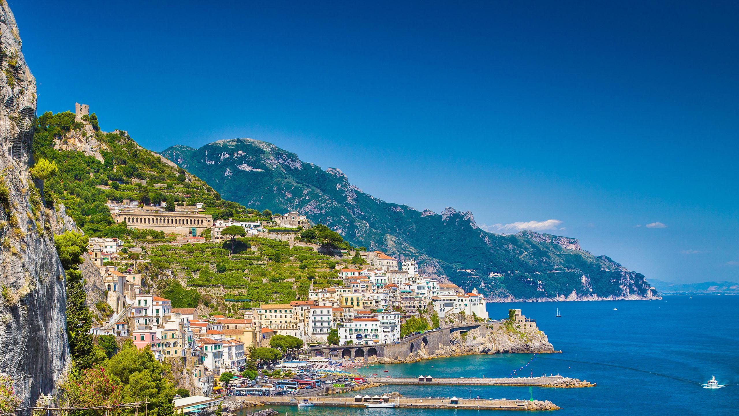 Amalfi Coast holidays 2020, 2021   Bay of Naples holidays ...